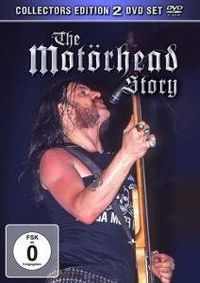 Cover Motörhead - The Motörhead Story [DVD]